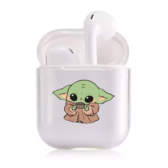 Unlisted Accessories Baby Yoda Airpods Case Poshmark